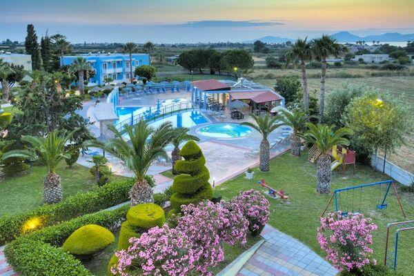 Holidays at Corali Hotel in Tingaki, Kos
