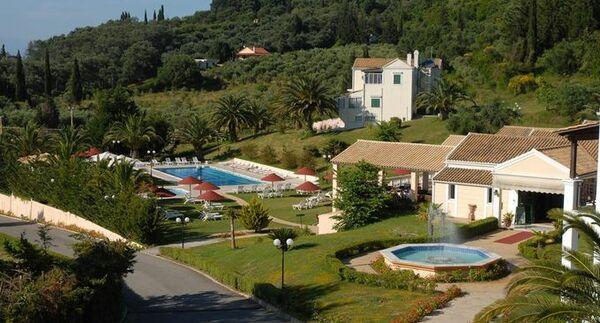 Holidays at Rebeccas Village Hotel in Sidari, Corfu