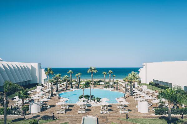 Holidays at Iberostar Royal Andalus Hotel in Novo Sancti Petri, Costa de la Luz