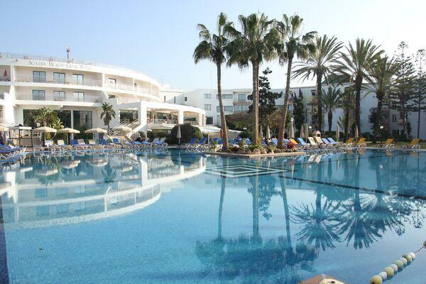 Holidays at LTI Agadir Beach Club Hotel in Agadir, Morocco