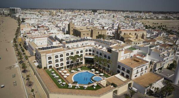 Holidays at Duque De Najera Hotel in Rota Cadiz, Costa de la Luz
