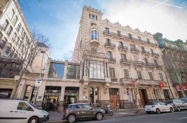 Holidays at Petit Palace Museum Hotel in Eixample, Barcelona