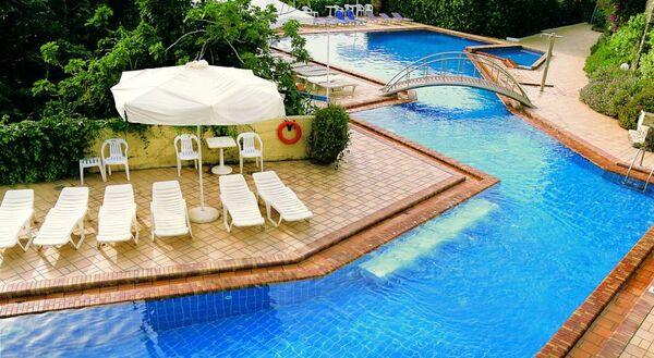 Holidays at Divani Corfu Palace in Kanoni, Corfu