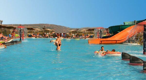 Holidays at Ionian Sea Hotel & Waterpark in Lixouri, Kefalonia