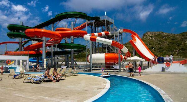 Holidays at Sun Palace Hotel in Faliraki, Rhodes