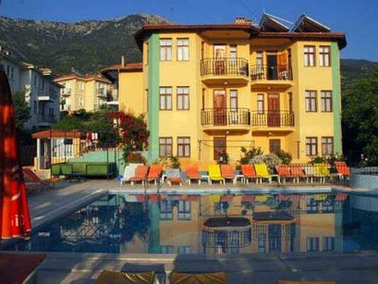 Holidays at Villa Turk Apartments in Ovacik, Dalaman Region