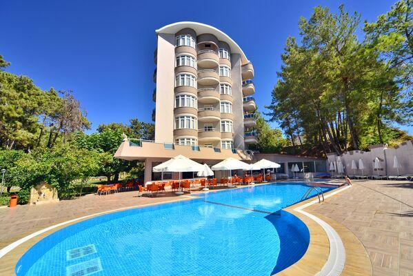 Holidays at Annabella Park Hotel in Incekum, Antalya Region