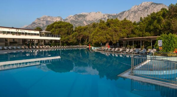 Holidays at Majesty Club La Mer Hotel in Goynuk, Kemer