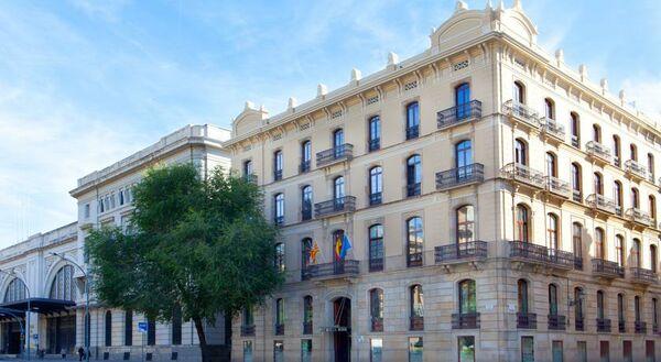 Holidays at Ciutadella Hotel Barcelona in Gothic Quarter, Barcelona