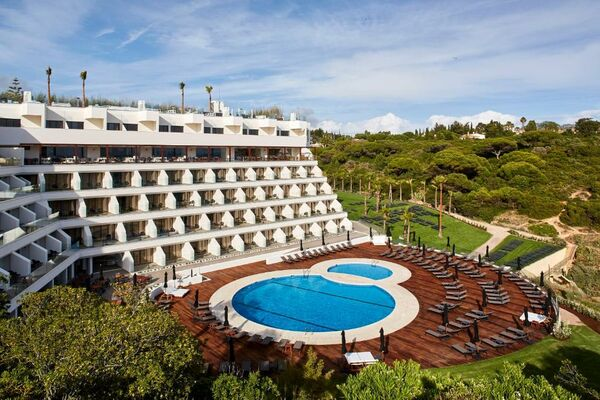 Holidays at Tivoli Carvoeiro Algarve Resort in Carvoeiro, Algarve