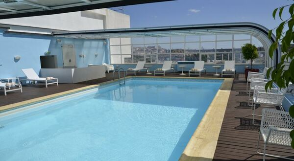 Holidays at Mercure Lisboa Hotel in Lisbon, Portugal