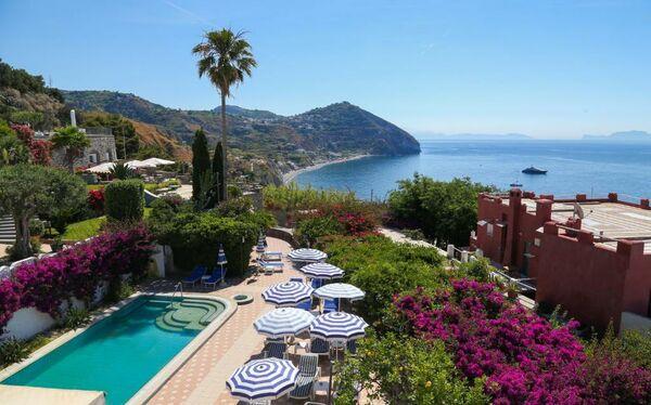 Holidays at Loreley Hotel in Ischia, Neapolitan Riviera