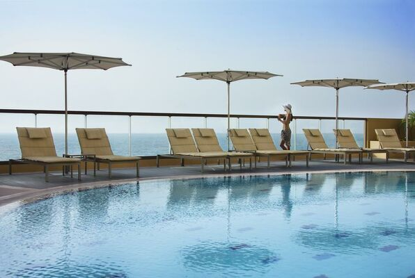 Holidays at Amwaj Rotana Jumeirah Beach Hotel in Dubai, United Arab Emirates