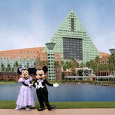 Walt Disney World Swan Resort Picture 17