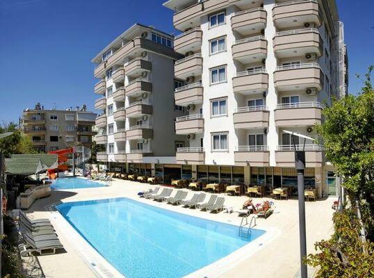 Holidays at Sealine Hotel in Alanya, Antalya Region