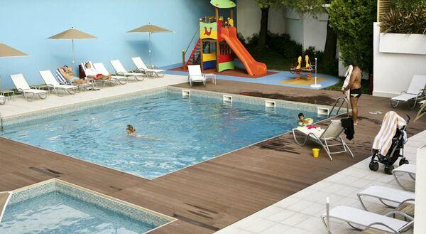 Holidays at Novotel Lisboa Hotel in Lisbon, Portugal
