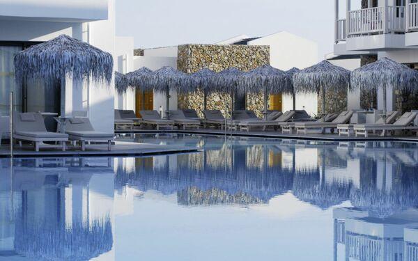 Holidays at Diamond Deluxe Hotel in Lambi, Kos