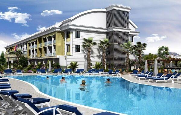 Holidays at Attalos Sports Belek in Antalya, Antalya Region