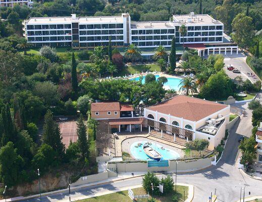 Holidays at Ionian Park Hotel in Gouvia, Corfu