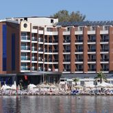Holidays at Mehtap Beach Hotel in Marmaris, Dalaman Region