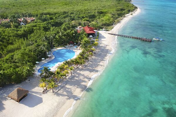 Holidays at Occidental Grand Cozumel Hotel in Cozumel, Mexico