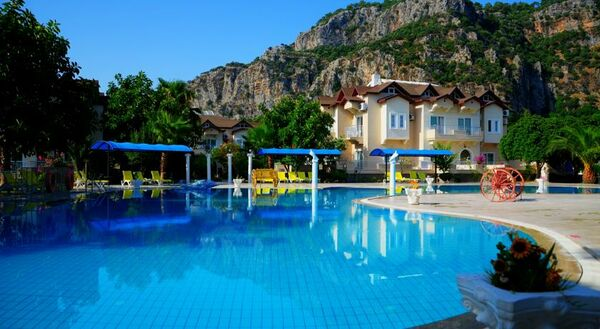 Holidays at Keskin Hotel in Dalyan, Dalaman Region