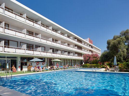 Holidays at Arenal Hotel in San Antonio Bay, Ibiza