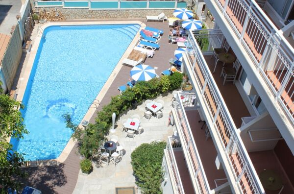 Holidays at Playas Del Rey Hotel in Santa Ponsa, Majorca