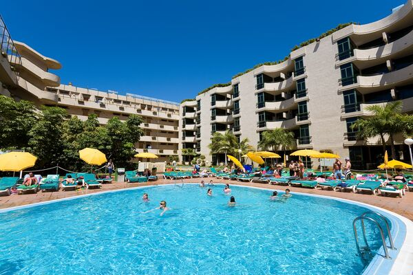 Holidays at Labranda Isla Bonita Hotel in Fanabe, Costa Adeje
