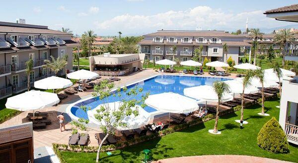 Holidays at Sunis Elita Beach Resort in Kizilagac Side, Side