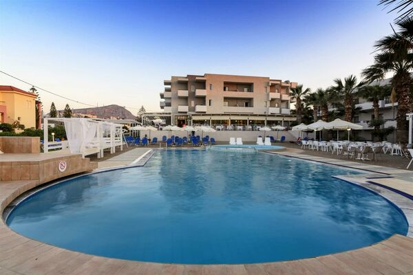 Holidays at Gouves Waterpark Holiday Resort in Gouves, Crete