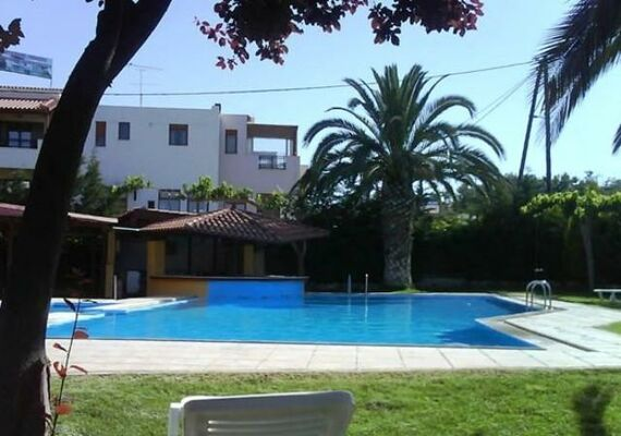 Holidays at Pantheon Hotel in Astipopoulo, Rethymnon