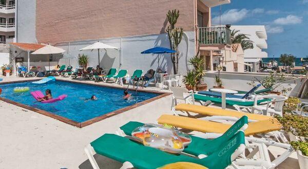 Holidays at Galaxia Hotel in Ca'n Picafort, Majorca
