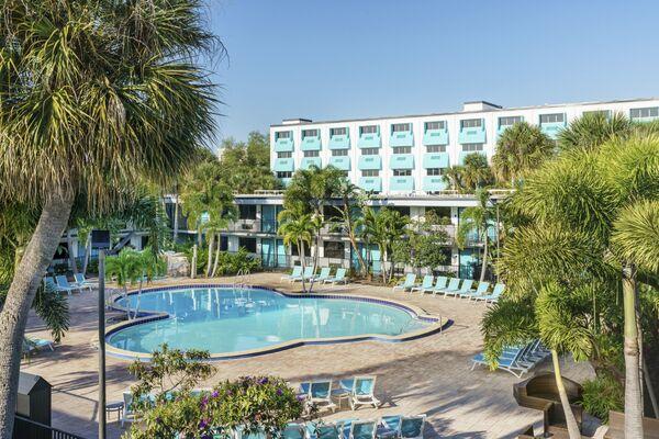 Holidays at Coco Key Hotel & Water Resort in Orlando International Drive, Florida