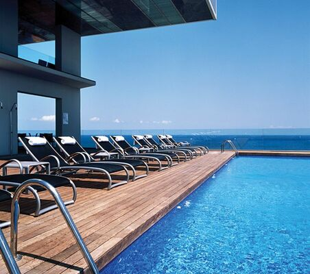 Holidays at AC Barcelona Forum Hotel by Marriott in Diagonal N, Barcelona