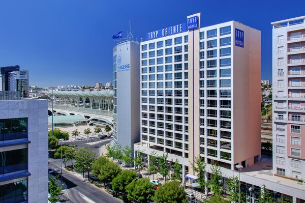 Holidays at TRYP Lisboa Oriente Hotel in Lisbon, Portugal