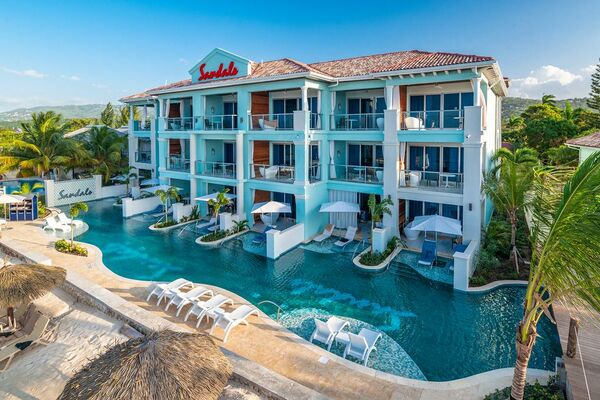 Holidays at Sandals Montego Bay - Adult Only in Montego Bay, Jamaica