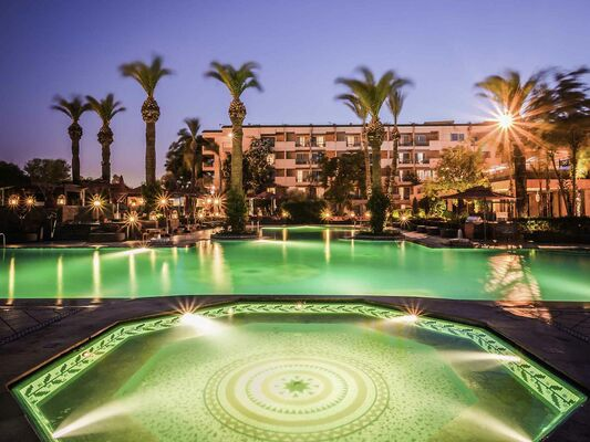 Holidays at Sofitel Marrakech Palais Imperial Hotel in Marrakech, Morocco