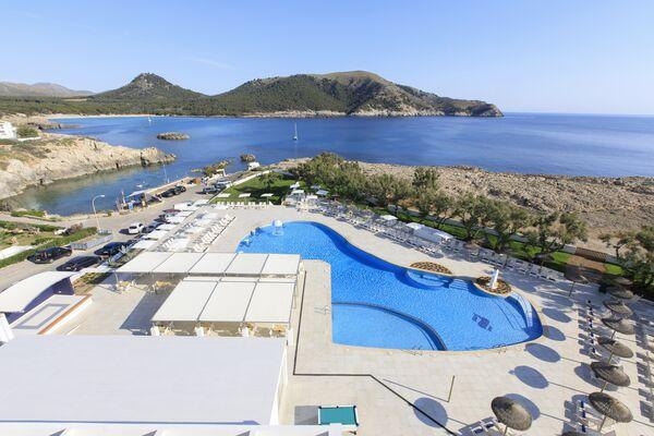 Holidays at THB Cala Lliteras Hotel in Cala Ratjada, Majorca