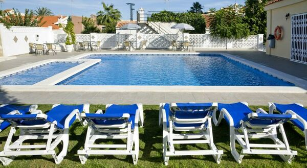 Holidays at Aldea Del Mar Apartments in Torrevieja, Costa Blanca