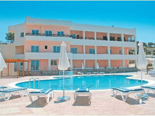 Holidays at Ziakis Hotel in Pefkos, Rhodes