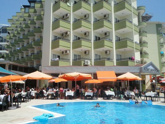 Holidays at Krizantem Hotel in Alanya, Antalya Region