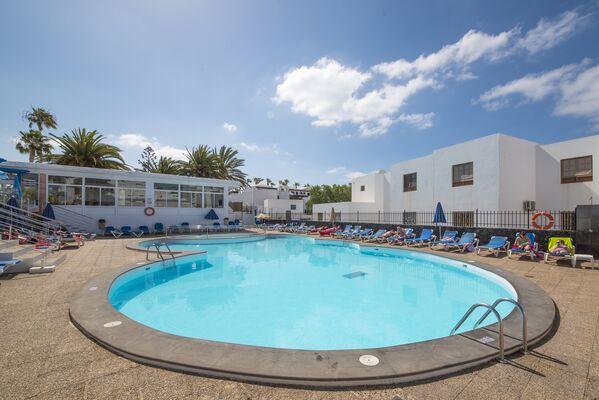 Holidays at Jable Bermudas Apartments in Puerto del Carmen, Lanzarote
