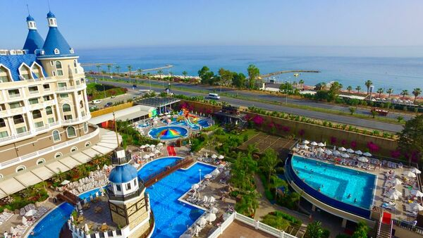 Holidays at Haydarpasha Palace Hotel in Turkler, Konakli