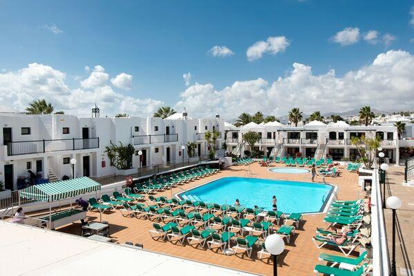 Holidays at Bitacora Lanzarote Club Aparthotel in Puerto del Carmen, Lanzarote