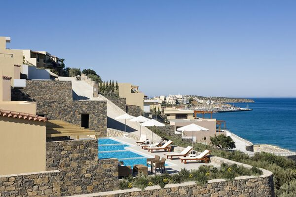 Holidays at Miramare Resort & Spa in Aghios Nikolaos, Crete