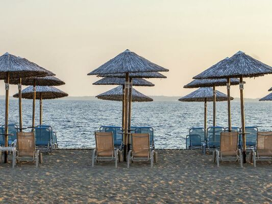 Holidays at Coral Blue Beach Hotel in Gerakini, Halkidiki