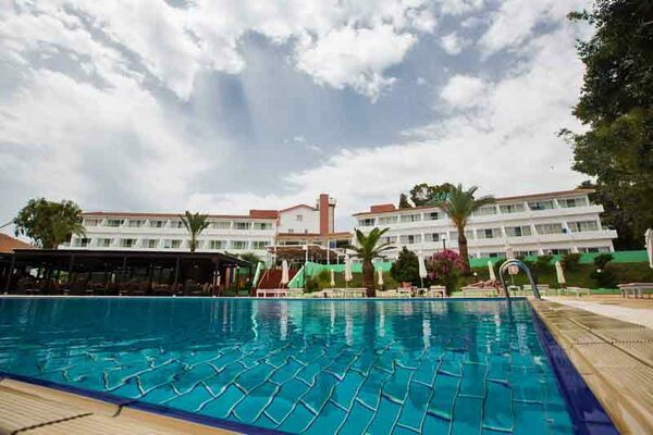 Holidays at Adelais Bay Hotel in Protaras, Cyprus