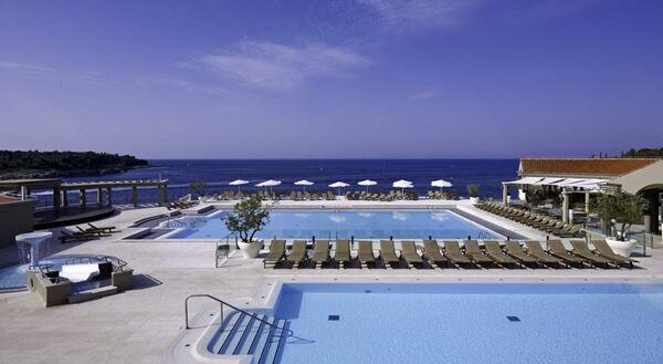 Holidays at Park Plaza Verudela Resort in Pula, Croatia