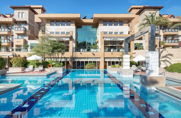 Holidays at Xanthe Resort & Spa Hotel in Kumkoy Side, Side